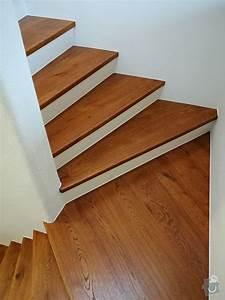 Dřevěné nášlapy na schody brno