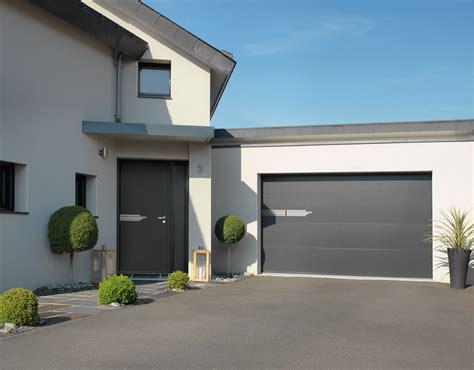 porte de garage moderne la porte de garage vend 244 me s adapte 224 vos envies