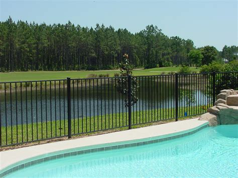 pools with fences pictures pool fences best fence company of jacksonville