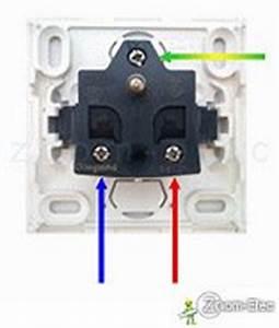 Norme Branchement Four Electrique : prise commande par interrupteur schma de cblage ~ Premium-room.com Idées de Décoration