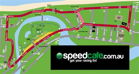 shorter track proposal surfers paradise speedcafe