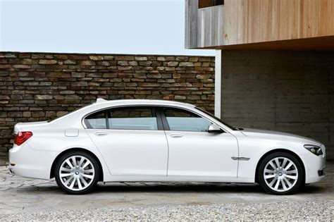 Bmw 7 Series Sedan Photo by 2010 Bmw 7 Series Information And Photos Zombiedrive