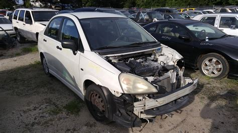 Suzuki Aerio 2003 Parts by Offical Cfas New Used Auto Parts