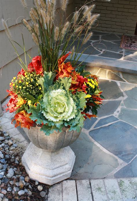 Fall Container Gardening  Winterberry Gardens