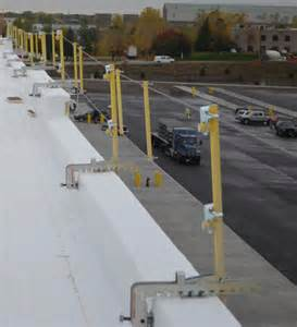 Temporary Roof Fall Protection Systems