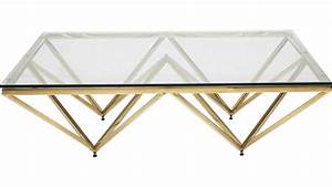 Table Basse Dorée : 49 tables basses designs ~ Teatrodelosmanantiales.com Idées de Décoration