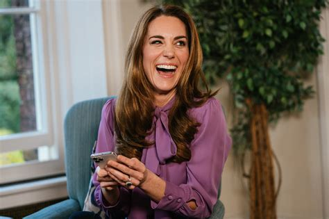 Kate Middleton Jokes About Needing Advice Managing ...