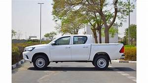 Toyota Hilux Double Cab Pickup Dlx 2 4l Diesel 4wd Manual