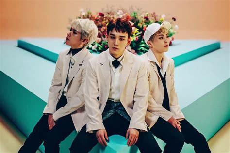 exo cbx blooming day mv exo cbx blooming day hallyu news