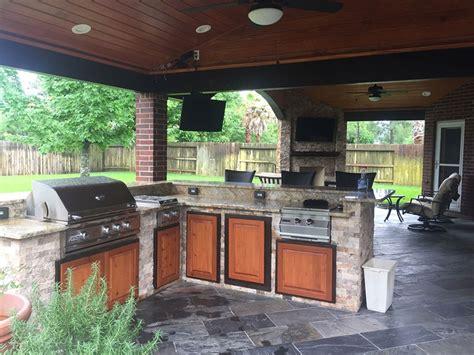 cucina in muratura esterna cucine in muratura da esterno 35 idee a cui ispirarsi