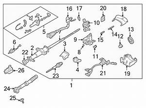 Chevrolet S10 Switch  Signal  Combination  Turn     Lever