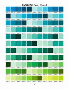 Pms Solid Coated Chart Pantone Solid Coated