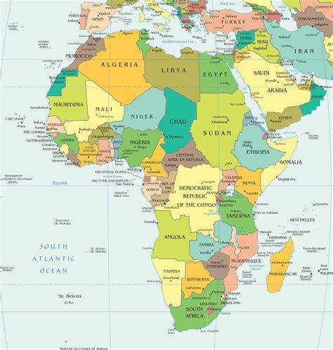 northern africa map quiz