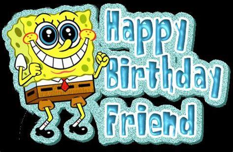 happy birthday spongebob animated graphics animations