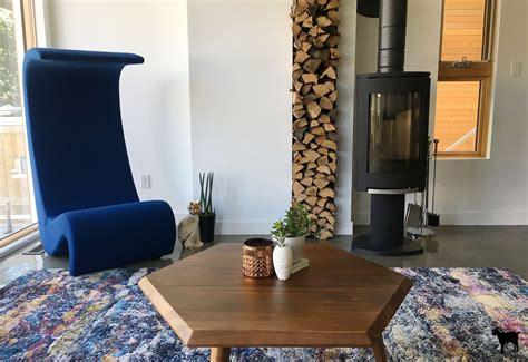 Design: Signature Geometric Shapes Modern living room