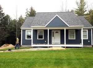 Plans For Cottages And Small Houses Tiny Houses In Maine Feistyenterprises