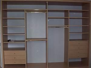 Etagere De Placard : etagere pour placard chambre patcha ~ Melissatoandfro.com Idées de Décoration