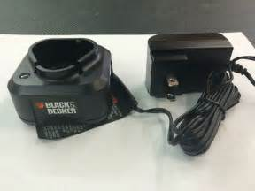 Black and Decker 12 Volt Battery Charger