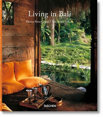 Bali Living Taschen Vivir Va Books Lococo