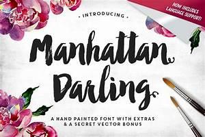 Manhattan Darli... Creative Market