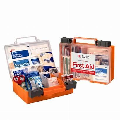 Aid Kit Person Cross Medium Supplies Redcross