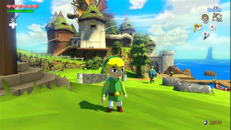 Nintendo Selects The Legend Of Zelda Wind Waker Hd Wii U