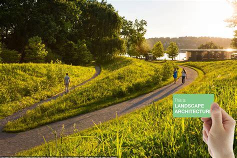 The Asla Celebrates World Landscape Architecture Month