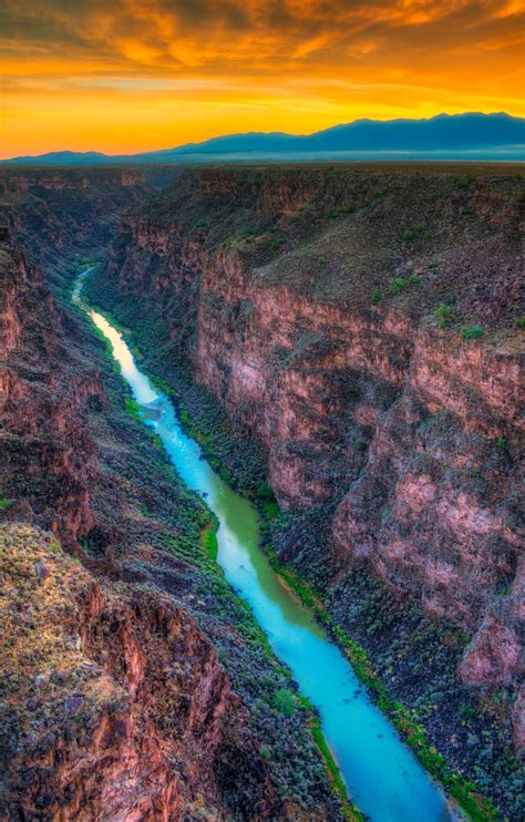 rio grand gorge taos portfolio william horton photography