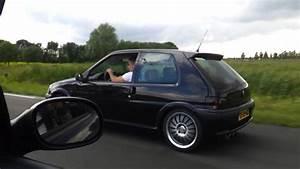 Peugeot 106 1 4 Sport 2nd Gear Pull