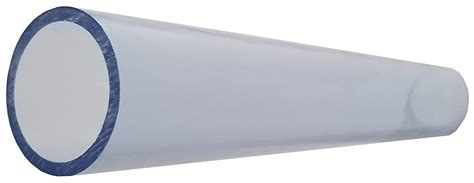Choose Your Length 4 Inch Diameter Clear Pvc Schedule 40