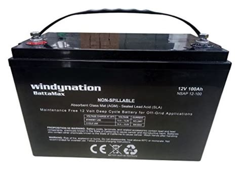 Best Trolling Motor Battery & Box Review For Small Boats
