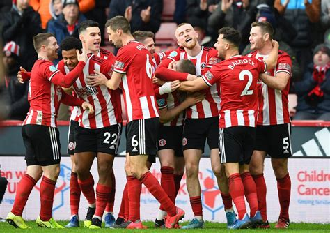 Sheffield United 2 Bournemouth 1: Lundstrams brilliant ...