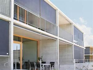 Store Pour Balcon : store banne ou store vertical droit pour un balcon d ~ Edinachiropracticcenter.com Idées de Décoration
