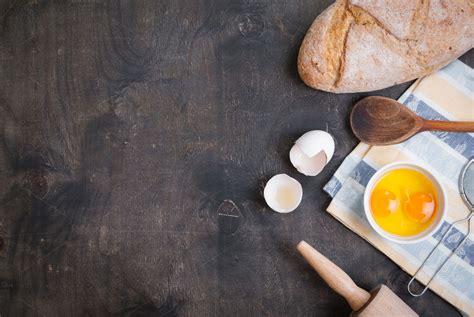 Baking dark background  Food & Drink Photos on Creative