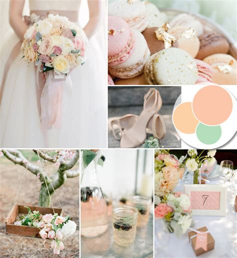 pastel wedding colors pastel wedding color ideas and invitations 2014 trends