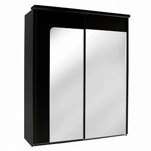 Schwebetürenschrank Schwarz Spiegel : schwebet renschrank delphi schwarz mit spiegel ~ Markanthonyermac.com Haus und Dekorationen