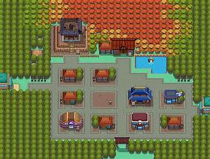 Poku00e9mon Heartgold And Soulsilverecruteak City
