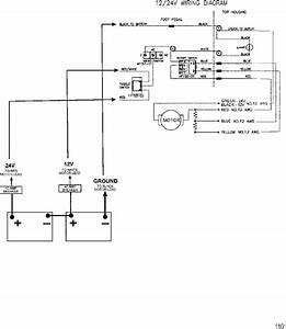 Favorite Motorguide 12 24 Volt Trolling Motor Wiring Diagram Need Internal Wiring Help With Old