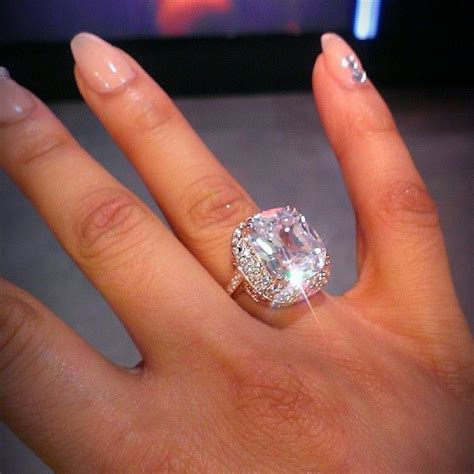 big rock wedding rings glamorous the ring pinterest ring bling and diamond