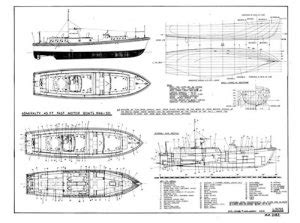 Free Model Boat Plans Uk by Buy Model Boat Launch Plans Boat