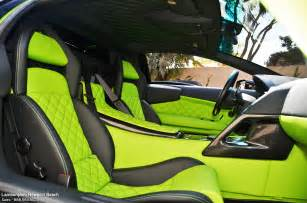 Lamborghini Murcielago LP640 Green