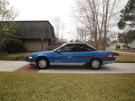 Subaru Xt Turbo by This 1986 Subaru Xt Turbo Coupe Gl 10 Is Offered For Sale