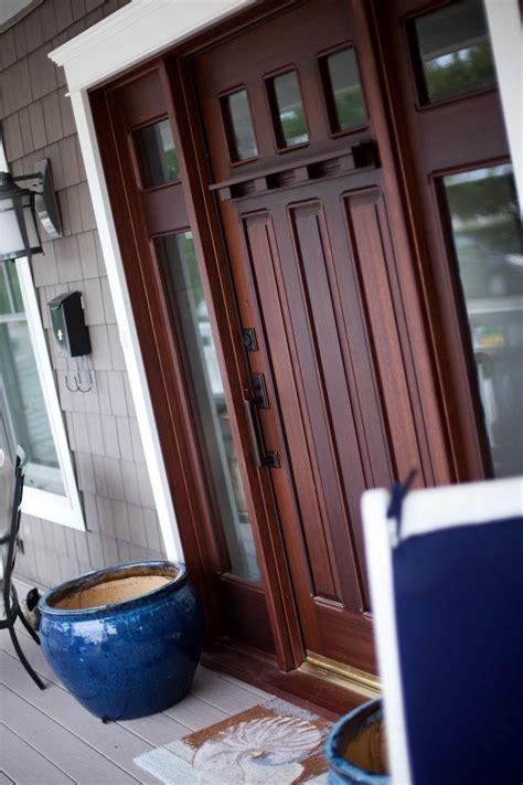 custom craftsman style front door  legacy restoration llc custommadecom