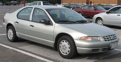 all car manuals free 2000 plymouth breeze electronic valve timing 1997 plymouth breeze base sedan 2 0l manual