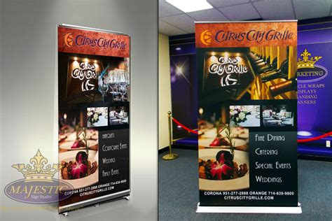 painless event displays  trade show banners corona ca
