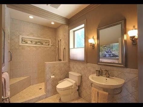 Handicap Bathrooms Designs