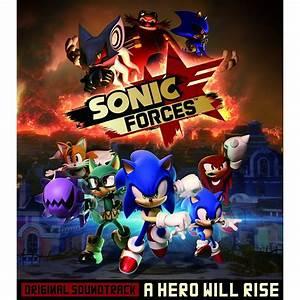 Video Game Soundtrack Sonic Forces Original Soundtrack