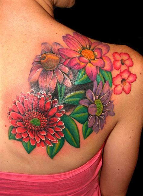 floral cover   asussman  deviantart bong hoa tattoos picture tattoos  tattoo