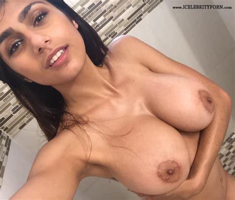 Mia Khalifa Sex Scandal