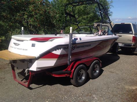 Used Nautique Boats Canada by Correct Craft Air Nautique 210 Boat For Sale From Usa